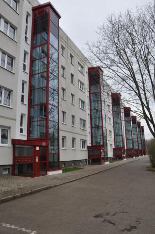 Halle, Mustangweg 1-8