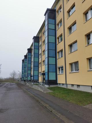 Leipzig, Bismarckstrasse 2-10