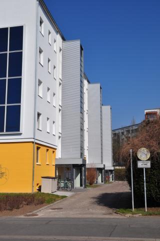 Nordhausen, Neustadtstraße 19-23 ab1