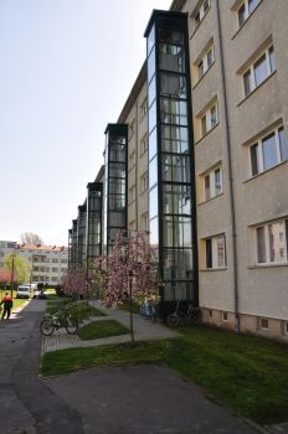 Leipzig, Yorckstraße 14-30 ab1