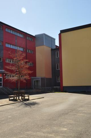 Pößneck, Förderschule ab1
